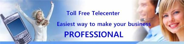 Unlimited toll free service US Canada